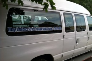 NEMT/Wheelchair Van Transport